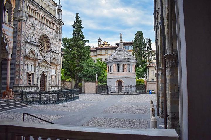 Battistero di piazza Duomo, Bergamo