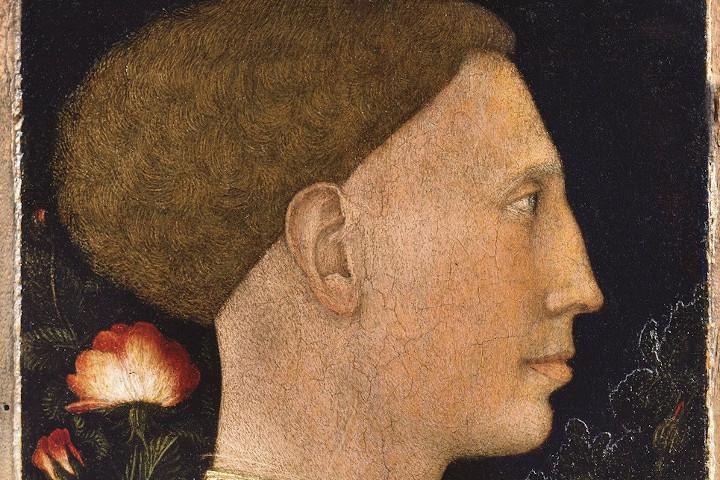 Ritratto di Lionello d'Este, Pisanello