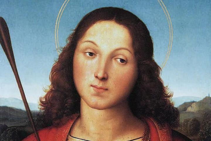 San Sebastiano di Raffaello Sanzio