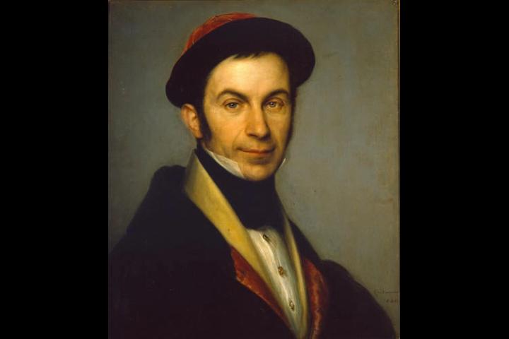 Ritratto del conte Guglielmo Lochis, Piccio (Giovanni Carnovali)