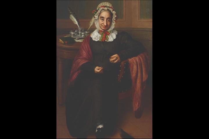 Ritratto della contessa Anastasia Spini del Piccio (Giovanni Carnovali)