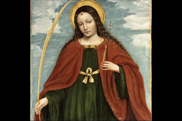 Santa Lucia di Bergognone